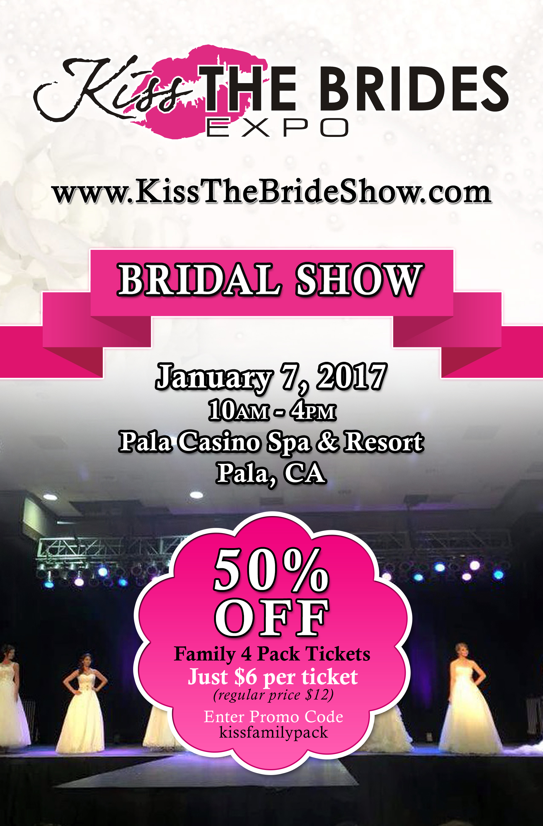Tickets Kiss The Bride Bridal 96
